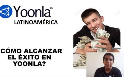 Yoonla Español: ¿Cómo Tener ÉXITO En Yoonla? - Como Ganar Dinero Por Internet 2018