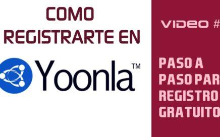 Yoonla Español ¿Que es? ¿Como registrarse?   Yoonlatino