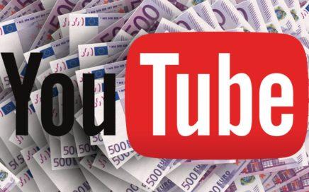 10 modos de ganar dinero en Youtube