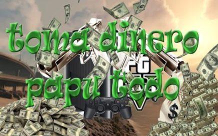 """3 Tips para ganar Dinero infinito """" GTA V online"""" PS3 (100% real no fake) :v"""