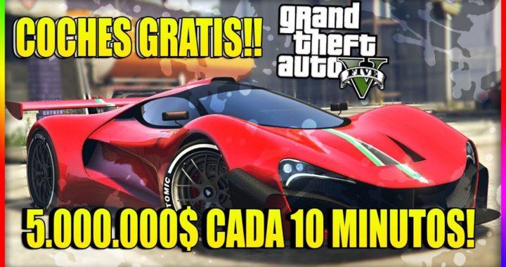 """A GANAR DINERO!! DINERO INFINITO SOLO SIN AYUDA!! $5.000.000/10 MIN EN """"GTA V ONLINE"""" MONEY GLITCH"""