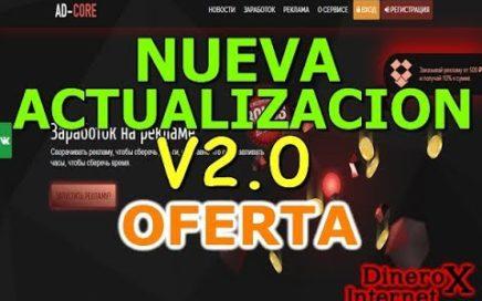 AD-CORE  | ACTUALIZACIÓN V2.0 | OFERTA  |