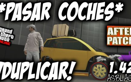 AFTER PATCH - DUPLICAR COCHES - GTA 5 - REGALAR COCHES  AMIGOS - SUPER FACIL - (PS4 - XBOX One)