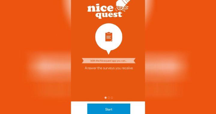 Aplicación para ganar dinero o premios contestando encuestas