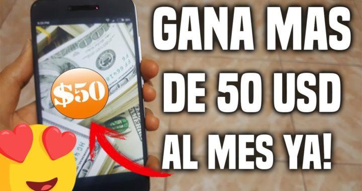 ¡APPS DE LUJO! Ganar Dinero Facil y Rapido Desde Tu Celular Android 2018