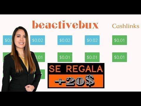 !!!BEACTIVEBUX ESTA PAGINA ESTA REGALANDO 20$ POR REGISTRARSE NUEVA PAGINA 2018 PRELANZAMIENTO!!!