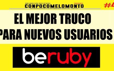 BERUBY | EL MEJOR TRUCO PARA EMPEZAR | SEGUIMIENTO ENERO 2018 | #4
