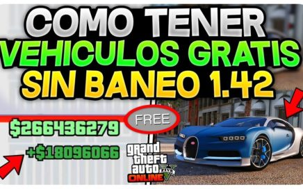 BESTIAL TRUCO +1,000,000$ CADA 3MIN + COCHES GRATIS! 1.42 GTA 5 ONLINE