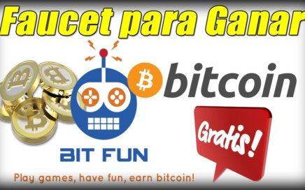 Bit Fun Faucet Acumulativa para Ganar Satoshis de Bitcoin | Gokustian