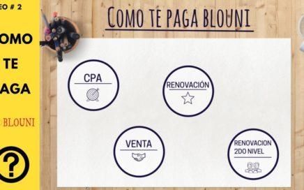 BlOUNI - ¿Cómo paga Blouni?