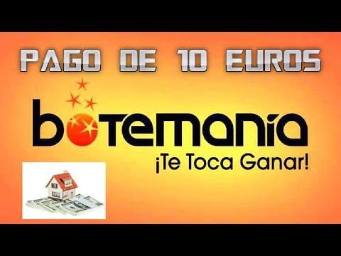 Botemania tercer Pago De 10€ | Derrota La Crisis