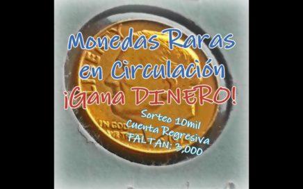 """""""Busca Monedas Raras"""" y """"Gana Dinero""""!!!!"""