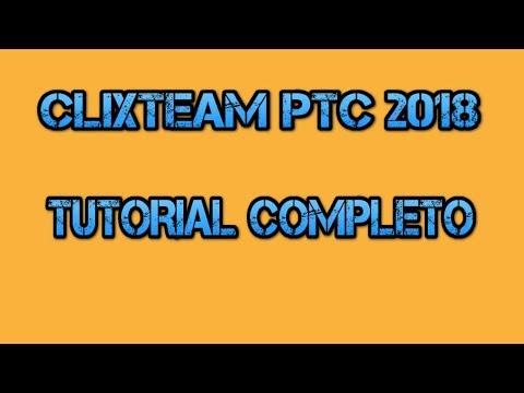 Clixteam Gana Dinero Gratis PTC 2018