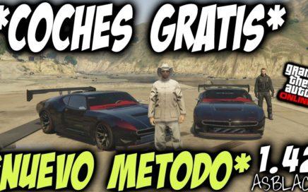 COCHES GRATIS - NUEVO METODO - GTA 5 - SUPERFACIL  - DUPLICAR REGALAR COCHES - (PS4 - XBOX One)