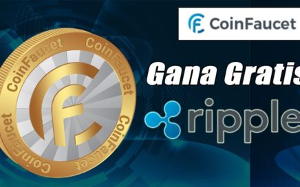 CoinFaucet Tutorial | Gana Ripple (XRP) Totalmente Gratis | Gokustian