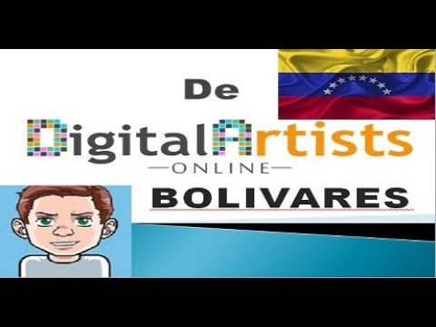 Como cambiar lo ganado de Digital Artists a Coinbase en bolivares | Dinero Extra En Venezuela