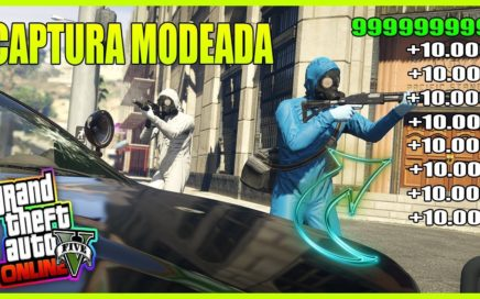 ¿COMO CONSEGUIR CAPTURAS MODEADAS DE 10.000$ EN GTA V ONLINE 1.42? - VÍDEO INFORMACIÓN