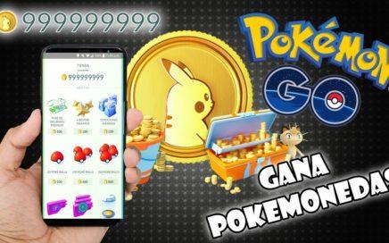COMO CONSEGUIR POKEMONEDAS GRATIS POKEMON GO FUNCIONANDO AL 100% 2018!! | Pokemon GO