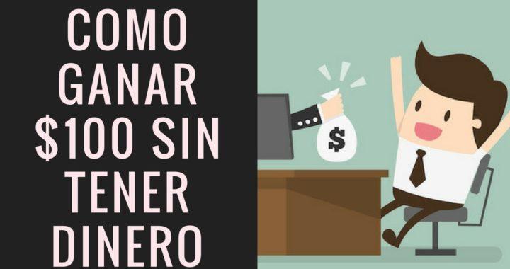 Como Ganar $100 Sin Tener Dinero |  Audrey Millan