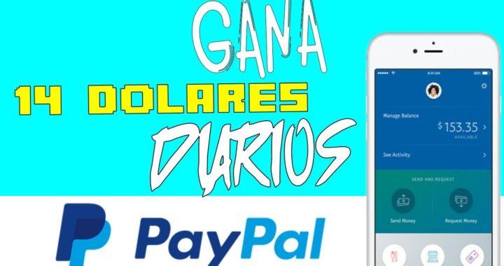 COMO GANAR 14 DÓLARES DIARIOS (PAYPAL) | (27 DE ENERO 2018)