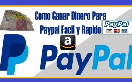 COMO GANAR 2$ DÓLARES DIARIOS PARA PAYPAL + PRUEBA DE PAGO