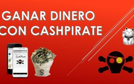 Como ganar dinero con CashPirate (guía definitiva)