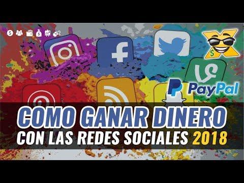 Como Ganar Dinero con Paypal 2018 | DameFans | #XulozDinero