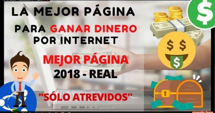 COMO GANAR DINERO DESDE CASA  (LA MEJOR ESTRATEGIA 2018)