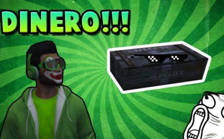 COMO GANAR DINERO EN GTA ONLINE CON UNA MISION!!! | Grand Theft Auto 5