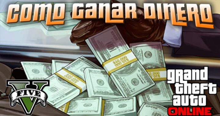COMO GANAR DINERO EN GTA V ONLINE | 2018 | MANERAS DE GANAR DINERO