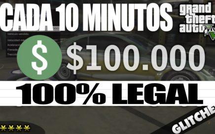 Como ganar dinero facil en GTA V (2017 100% legal)