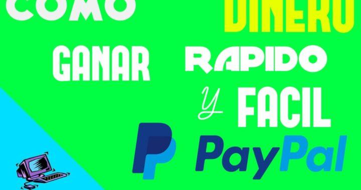 Como Ganar Dinero Gratis Para Paypal [2016]
