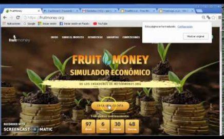Como Ganar Dinero por Internet comprobante de pago 5 rublos a payeer con