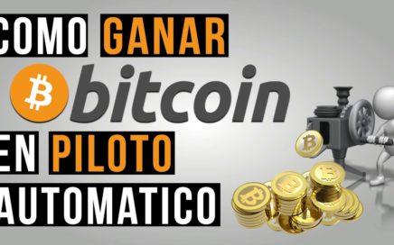 COMO GANAR DINERO POR INTERNET CON BITCOINS (LINK EN LA DESCRIPCION)