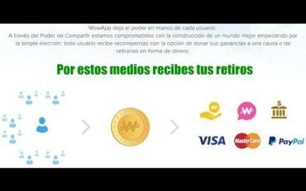 como ganar DINERO por INTERNET con WOWAPP | Tata Hernandez