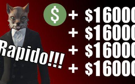 Cómo Ganar Dinero Rápido! Solo! No MOC! - Glitch + Tips - GTA V! v. 1.40 ! - Parte 2