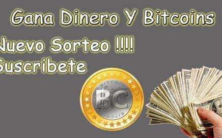 Como Ganar Dinero y Bitcoins Por Internet 2018 | ¡¡ Y nuevo Sorteo !!!