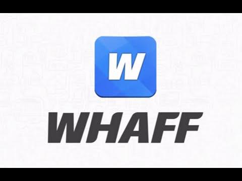 Cómo ganar más dinero con WHAFF 2017.  (+ TRUCO. 50$ por semana). EN ESPAÑOL