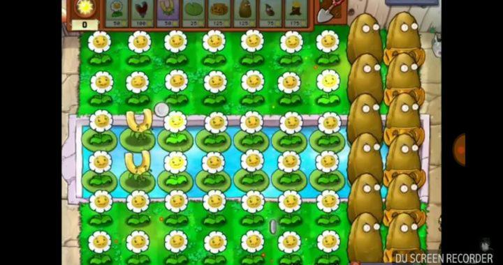 Como ganar rápido dinero en plantas vs zombie