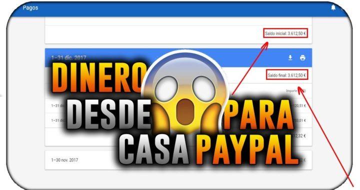COMO GANAR TARJETAS DE $ 95.00 DOLARES PARA PAYPAL | ENERO 2018 + COMPROBANTE DE PAGO