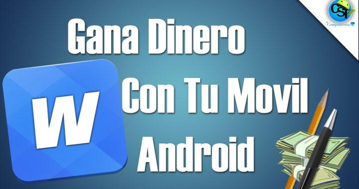 Como ganardinero Repido y facil con tu Dispositivo android
