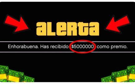 COMO HACER QUE ROCKSTAR TE REGALE DINERO EN GTA 5 ONLINE!