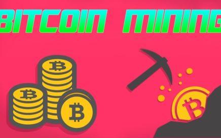 Como Minar Bitcoins con Tu PC | Mineria de Bitcoins | Como Ganar Dinero