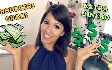 Como recibir productos Gratis y extra Dinero Online!