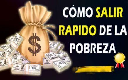 COMO SALIR RAPIDO DE LA POBREZA - GANAR DINERO -  ECONOMÍA COLABORATIVA