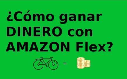 ¿Cómo TRABAJAR en Amazon Flex? - Ganar DINERO