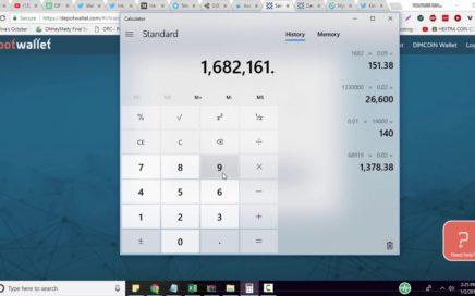 Como Transferir y Vender Dimcoin en HitBTC