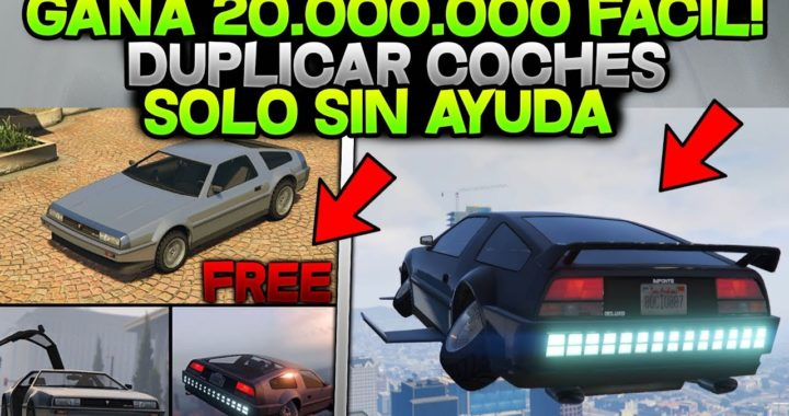 CON ESTE TRUCO GANARAS +1.000.000$ EN 1 MINUTO! [DINERO INFINITO SIN AYUDA]