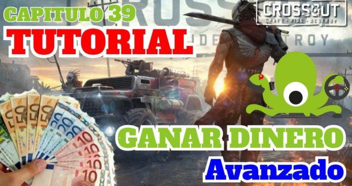 CROSSOUT gameplay español # 39  - Tutorial: Ganar dinero AVANZADO -