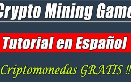 Crypto Mining Game Explicación Completa   Gana Criptomonedas sin Inversión   Gokustian